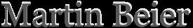 Martin Beier Logo
